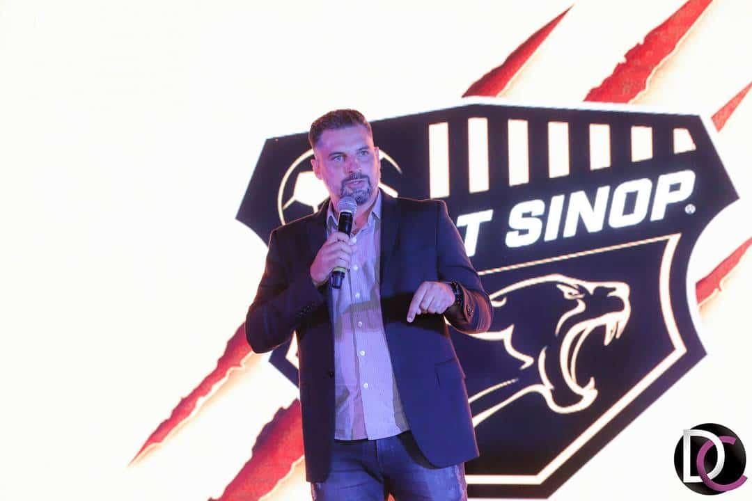Clube empresa Sport Sinop é lançado no futebol mato-grossense 13
