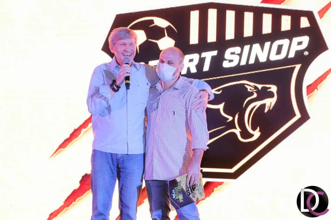 Clube empresa Sport Sinop é lançado no futebol mato-grossense 19