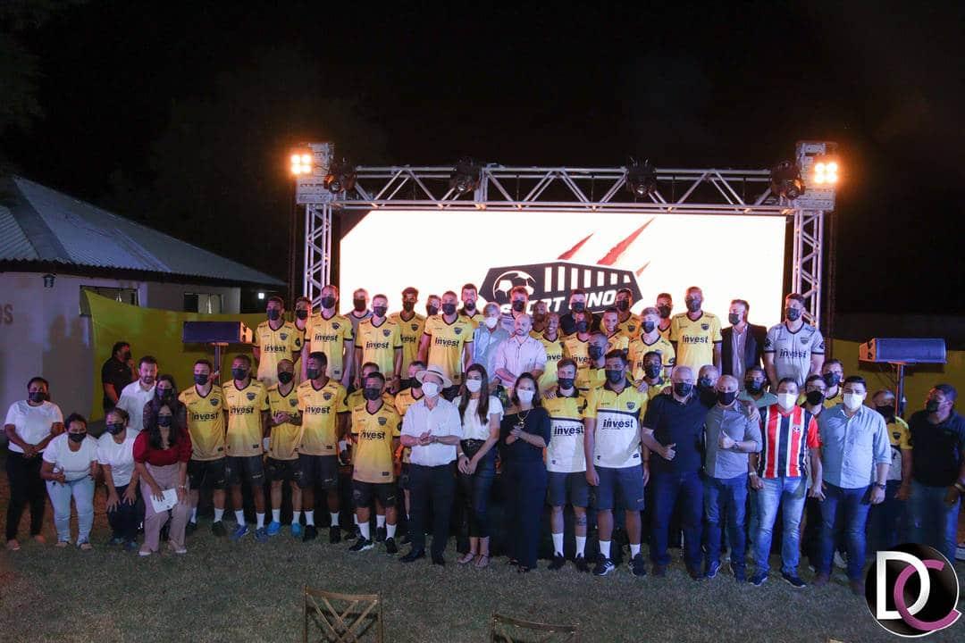 Clube empresa Sport Sinop é lançado no futebol mato-grossense