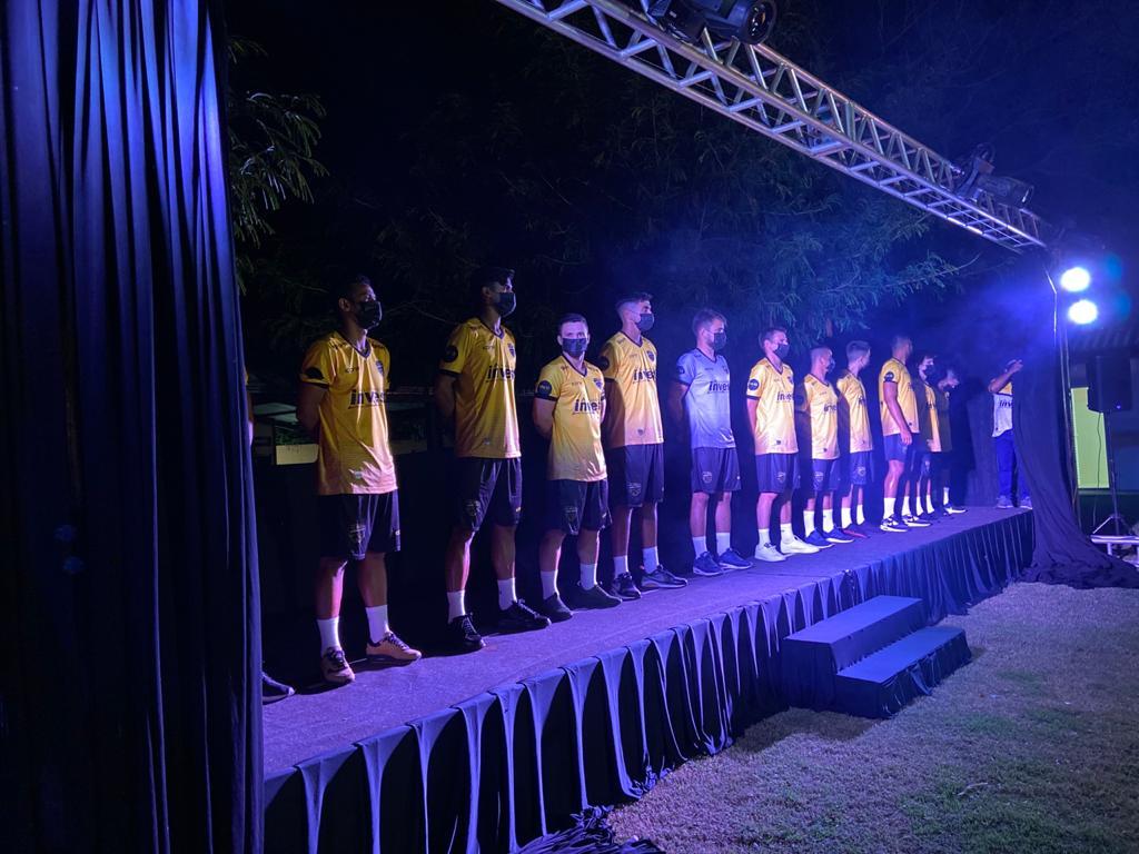 Clube empresa Sport Sinop é lançado no futebol mato-grossense 17
