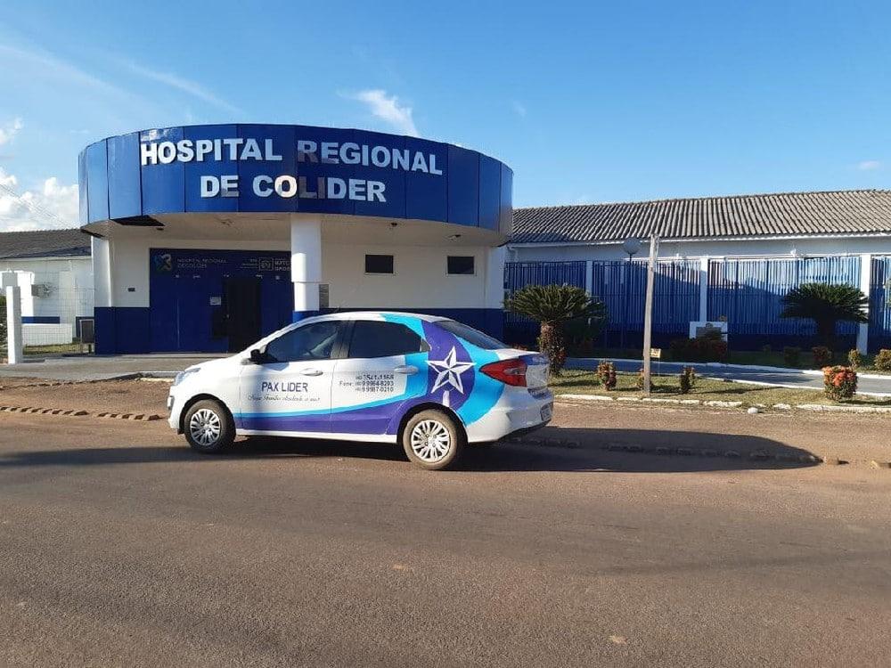 Hospital Regional de Colíder abre processo seletivo com 68 vagas