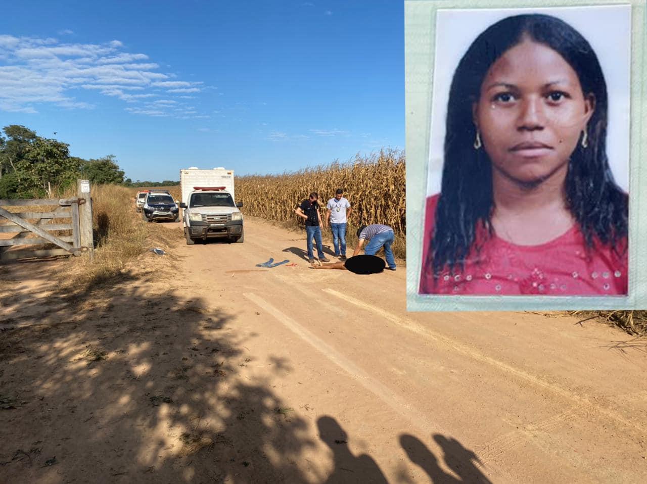 SORRISO: Mulher grávida é brutalmente assassinada com 28 facadas 2