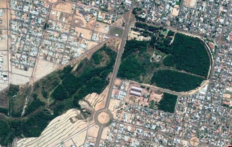 Projeto para a implantação de parque urbano é aprovado em Sinop 4