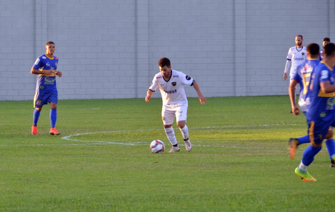 Sport Sinop busca 2ª vitória no campeonato contra o Mixto