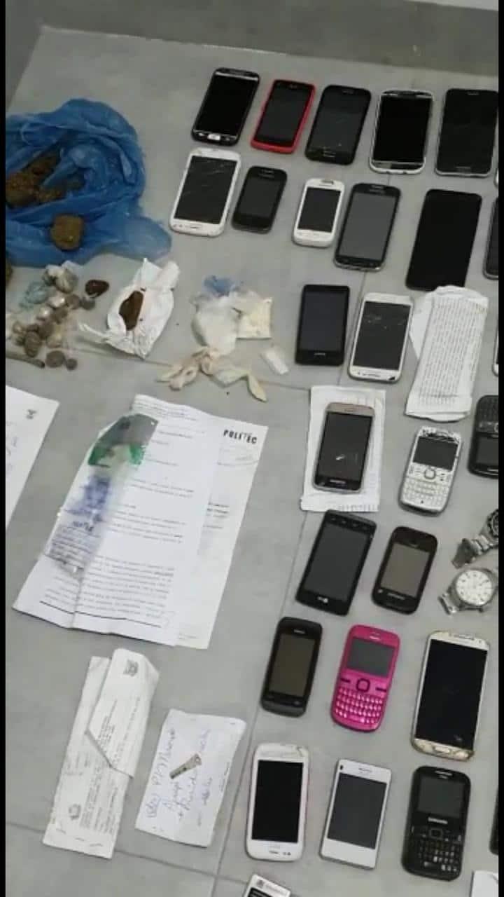 SINOP: Escrivão é preso com produtos e apreensões em sua residência 6