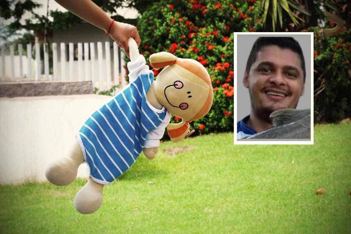 SORRISO: Criança torturada tinha unhas machucadas por alicate
