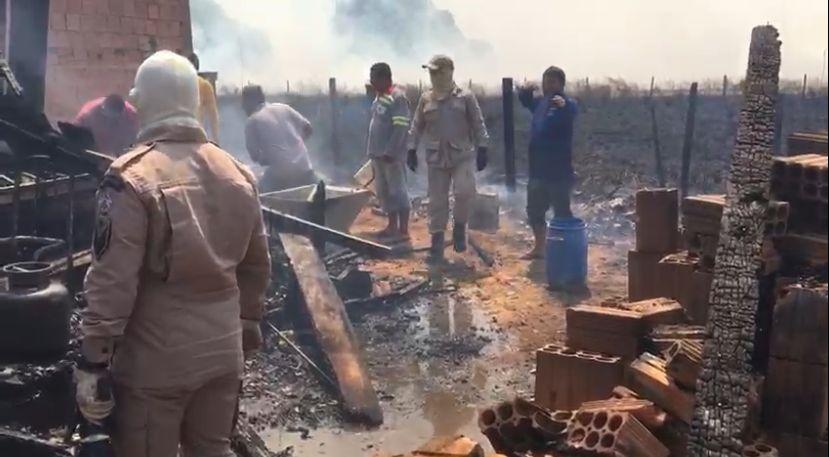 URGENTE: Incêndios de grandes proporções causam pavor na população sinopense 9