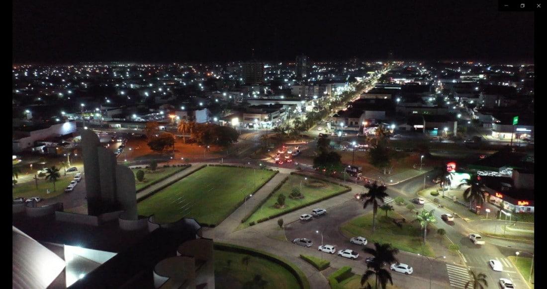 Carreata de Volta as Aulas UNIFASIPE toma conta de Sinop 11