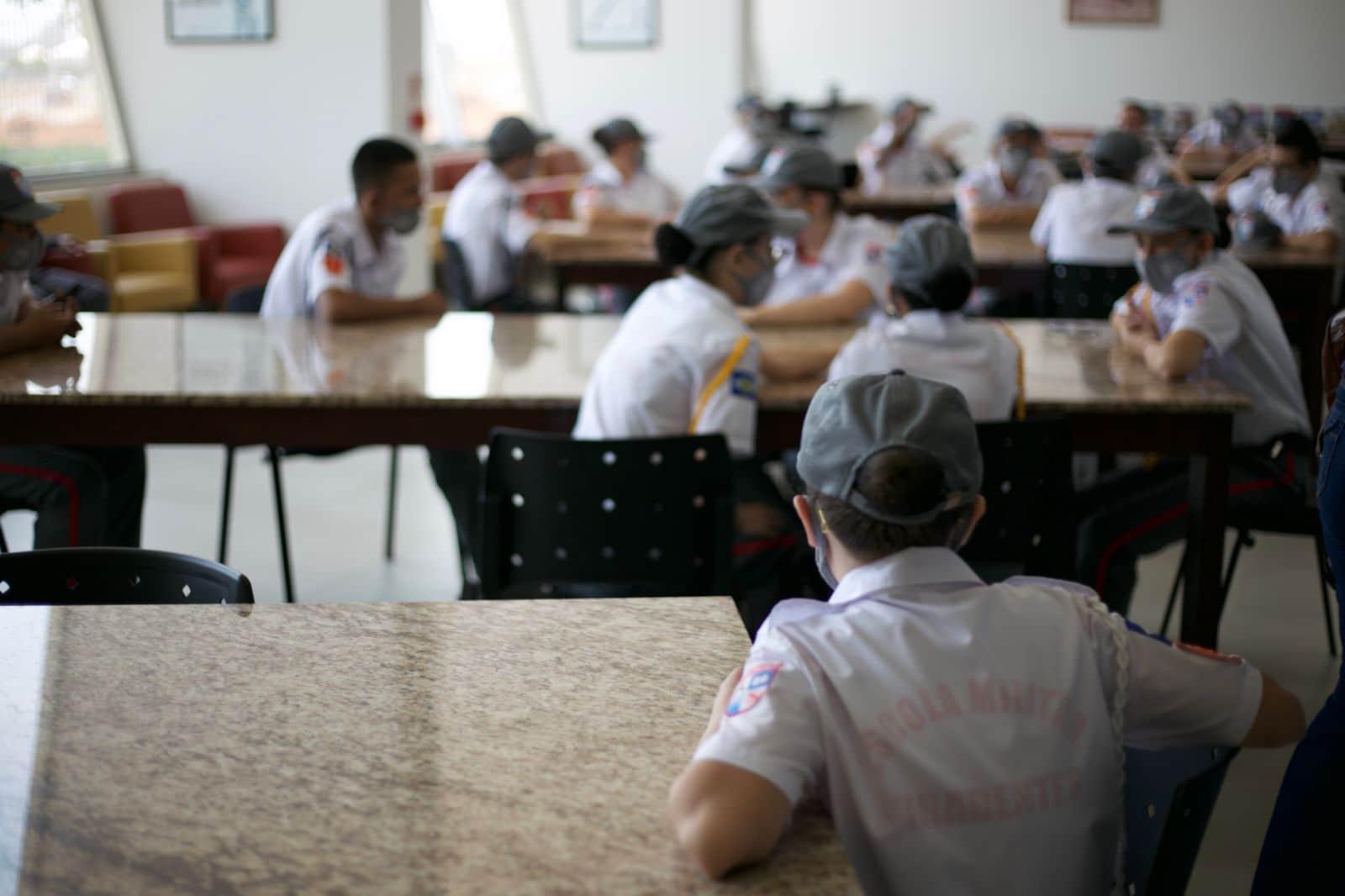 Em solenidade, Escola Militar Tiradentes é inaugurada em Sinop 6