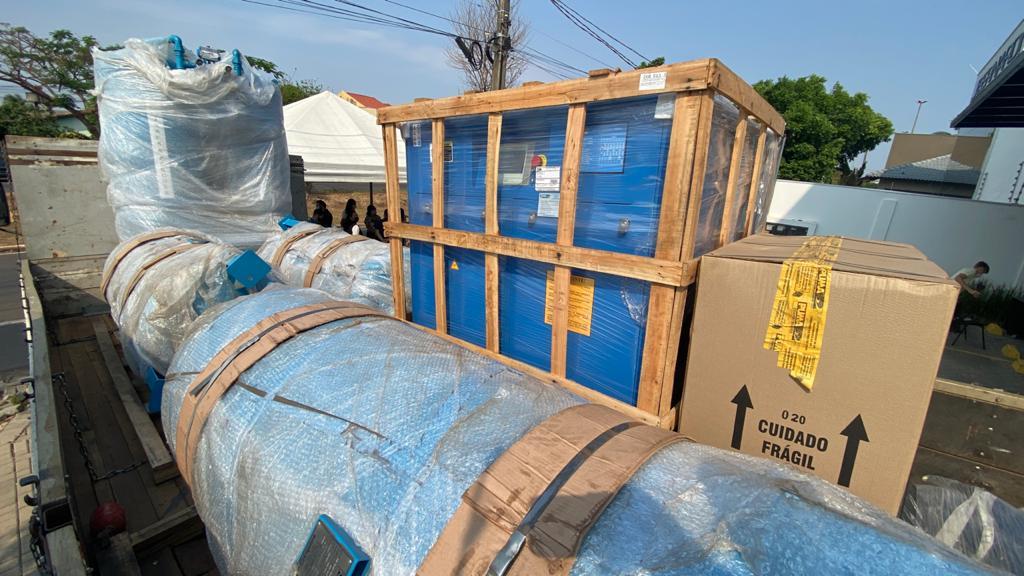 Sinop Energia doa equipamentos para instalação da primeira usina de oxigênio 4