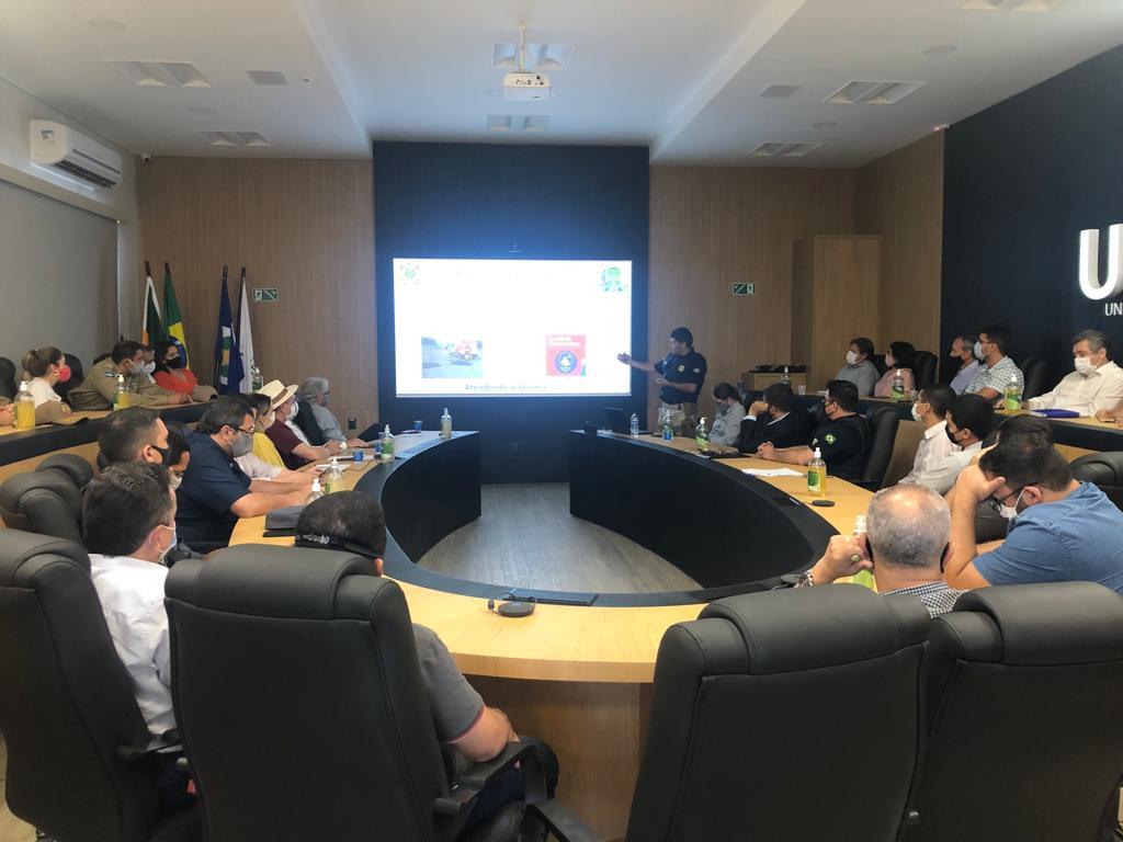 Prefeitura disponibilizará prédio para base da PRF em Sinop 3