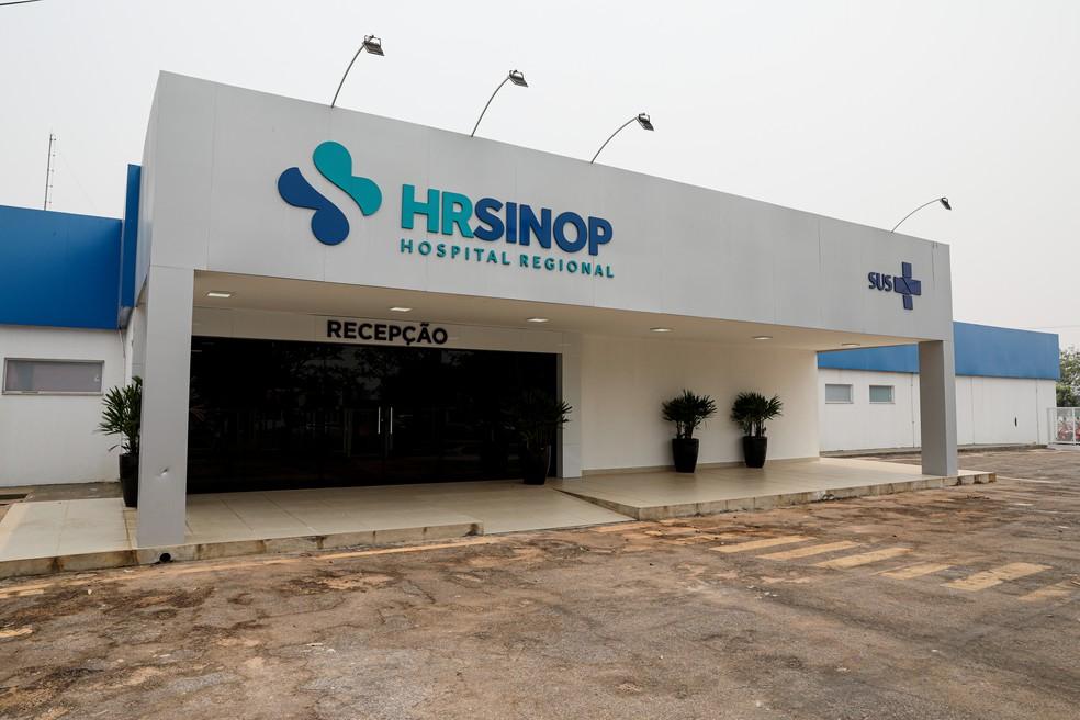 SINOP: Justiça determina que Hospital Regional afaste grávidas do trabalho