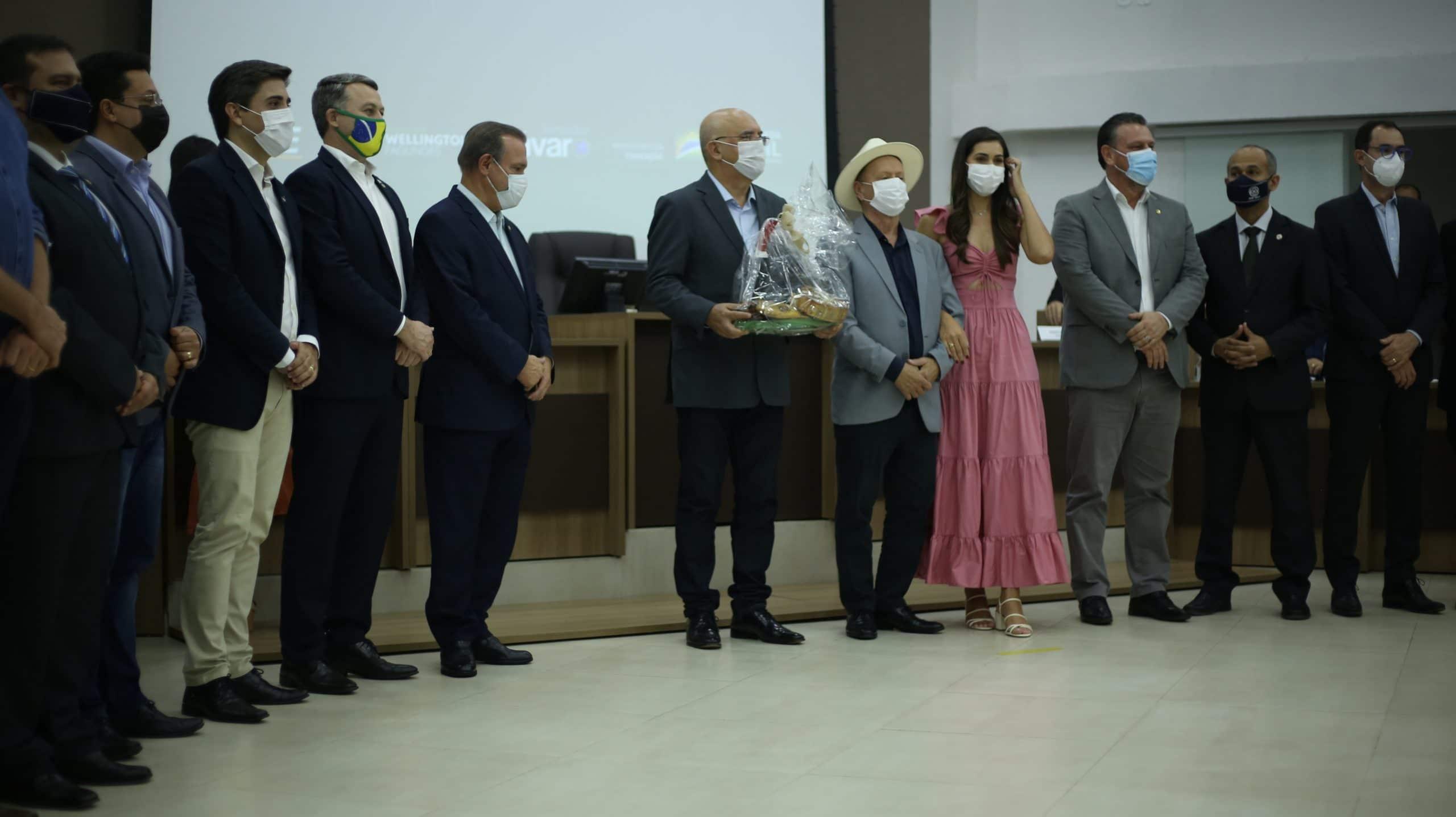 SINOP: Em evento, ministro da educação mostra apoio para criação de UFNMT 8