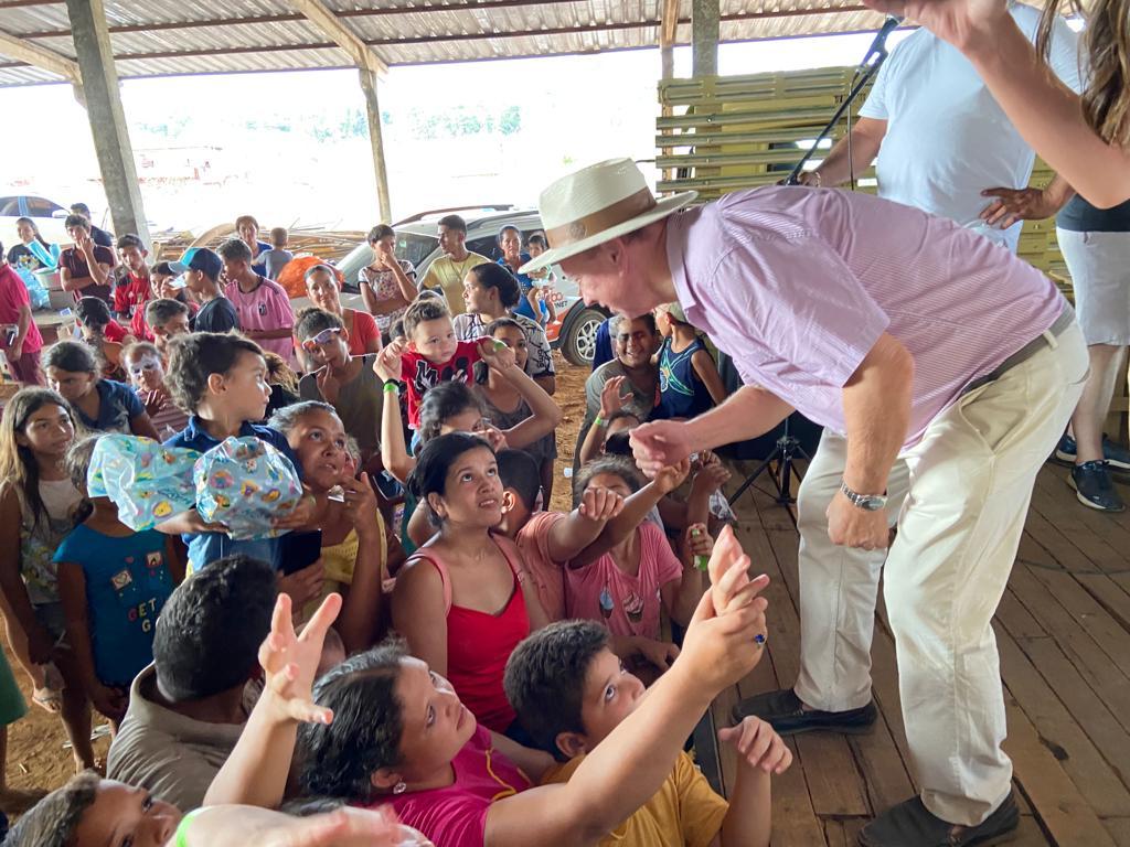 SINOP: Prefeitura realiza ação itinerante em comemoração ao dia das crianças 9
